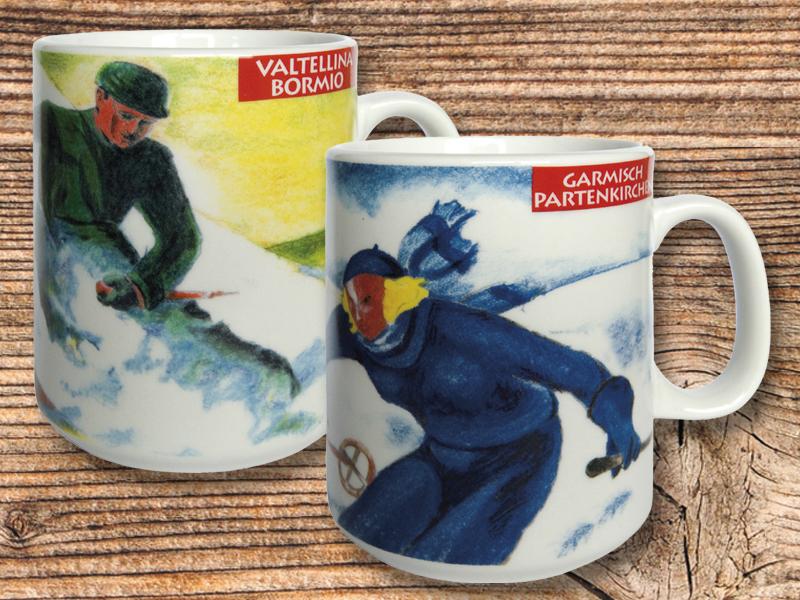 fuerhapter souvemirs tassen wintersport nostalgietassen Kopie